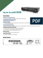 AV-DR042 - 04 CH