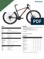 Giant Bicycles Bike 343