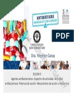Antibioticos y Resistencia
