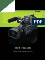 HVRHD1000N