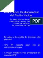 11.-Reanimación Cardiopulmonar Del Recién Nacido