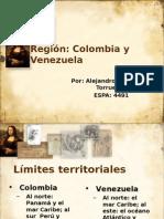 Presentacion- Colombia y Venezuela