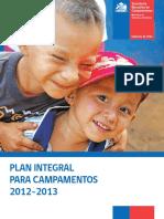 Plan Integral de Campamentos