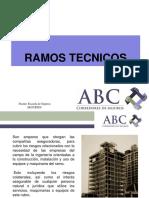Ramos Tecnicos