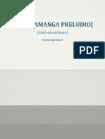 Libro de producción Bucaramanga preludio