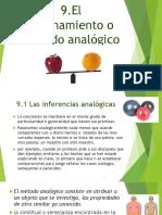 9 Método analógico