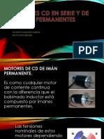 Motores CD en Serie y de Imanes Permanentes-2