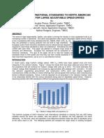 Comparing International Standards to NA Standards for Large Adjustable Speed Drives D-2
