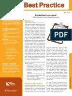 InnovInstruct BP Formative Assessment