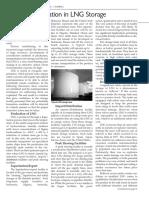 LNG Density Stratification