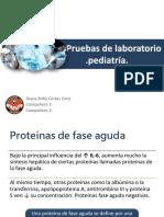LABORATIRIO CLINICO PEDIATRIA