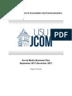 JCOM SM Proposal