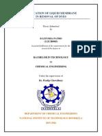 2016 BT 112CH0083 Application of Liquide