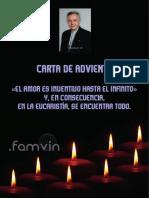 [Español] Carta de Adviento 2017 a la Familia Vicenciana