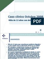 Caso Clinico Octubre 2008 - Final