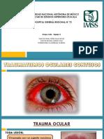 Trauma Ocular Contuso