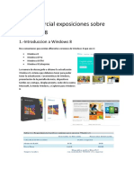 Primer Parcial Exposiciones Sobre Windows 8