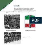 Doctrina Fascista Ficha Fernando