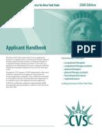 2008 CVS Handbook