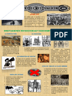 Infografia de Larevolucion Industrial