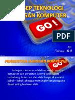 3.1 Konsep Teknologi Jaringan Komputer