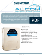 Brochure New Alcom