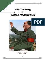 Mao Obras Filosoficas II