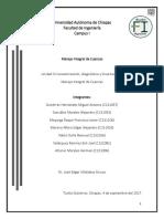 Caracterización y diagnostico de cuencas