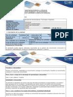 Guía de Actividades y Rúbrica de Evaluación - Fase 3 - Leer, Analizar y Mejorar.