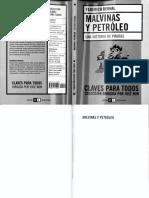 Malvinas y El Petroleo Federico Bernal