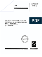 Covenin_-2500-93_-__Manual_de_evaluacion_de_mantenimiento_(1).doc