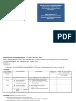 Jornada institucional n°1  y 2°  trabajos  docentes