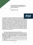 EL ESTUDIO DE LA HISTORIA DE LOS PRECIOS EN LA AMÉRICA ESPAÑOLA COLONIAL- METODOLOGÍA Y OPORTUNIDADES