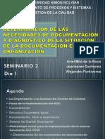 Presentation Dia 1