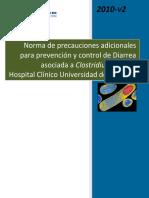 Norma Clostridium Difficile