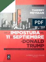 De la Impostura del 11 de Septiembre a Donald Trump