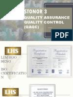 Quality Presentation 30 Oct 17