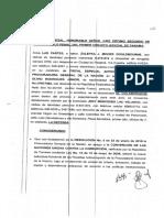 Acuerdo Olivio Rodrigues