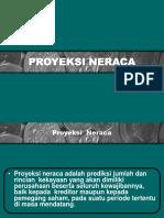 Bab 11 Proyeksi Neraca