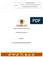 Anexo N°1 Rev0 EQP - Estructura de quiebre del proyecto