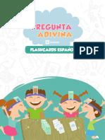 Flashcards Español Pregunta Adivina Aula360