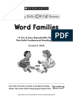 word families2