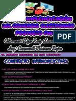 Plan de Implementación de Una Plataforma Para Tienda Online de Venta de Peluches - Liza Ruiz - Prof Cronwell Mairena Rojas - Diapositiva