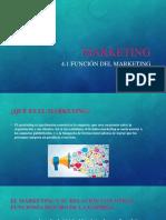 4.1 Función del Marketing; 4.2 Planificación de Marketing.pptx