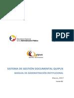 Manual de Usuario Administracion Marzo 2017