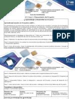 Guía de actividades y rúbrica de evaluación - Fase 4  - Planeamiento del proyecto.docx