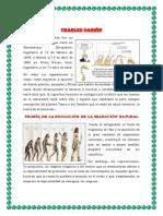 Charles Darwin y Su Teoría