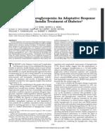 Walter Borg, MD - Brain Resistance to Neuroglycopenia