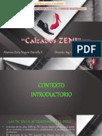 Plan de Implementación de Una Plataforma Para Tienda Online Venta de Calzado - Zeña Niquen - Prof Cronwell Mairena Rojas - Diapositiva