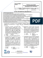 Estadística Descriptiva - Corte 3 20171 - Jojhan Jiménez Bello